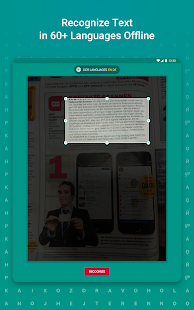 TextGrabber Offline Scan & Translate Photo to Text Screenshot