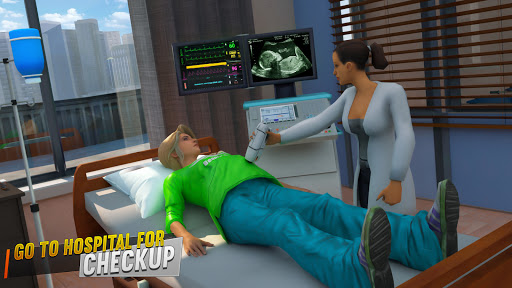 Virtual Mother Simulator 3D apkdebit screenshots 7