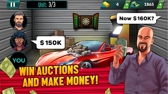 Bid Wars 2 MOD (Unlimited Money) APK for Android 1