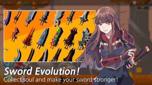 Ego Sword: Idle Sword Clicker 1.39 screenshots 4