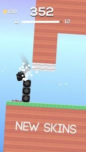 Square Bird APK MOD HACK (Desbloqueado) 5