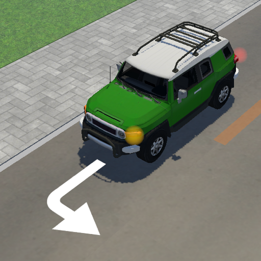 Left Turn!