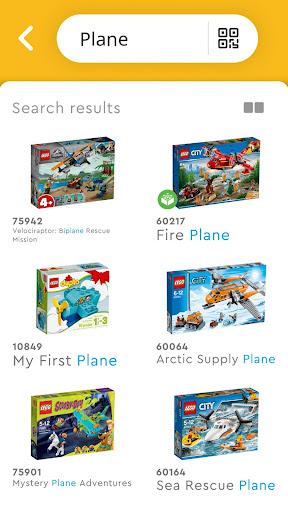 LEGOu00ae Building Instructions 2.1.0 screenshots 8
