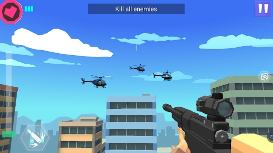 Sniper Mission Mod Apk 1.1.1 (Free Shopping) 11