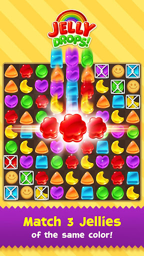 Jelly Drops - Free Puzzle Games 4.5.0 screenshots 5