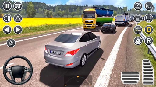 Car Parking Game 3D 2021 : New Free Car Game screenshots 3