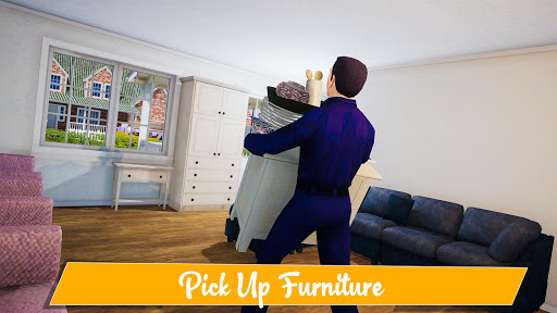 House Movers Job Simulator- Home Decor & Design screenshots 13