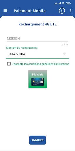 E-paiement espace client Apkfinish screenshots 4
