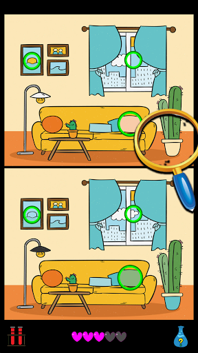 Super Find the Difference Game 1000+ levels 1.2.26 screenshots 1