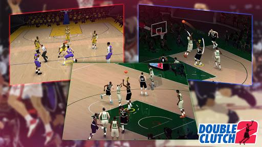 DoubleClutch 2 : Basketball Game APK MOD (Astuce) screenshots 4