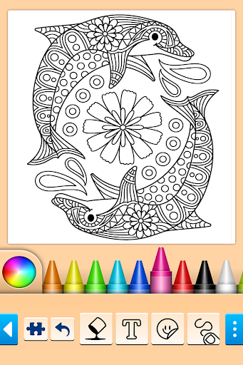 Mandala Coloring Pages 15.2.0 screenshots 1