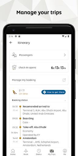 Etihad Airways apkpoly screenshots 5