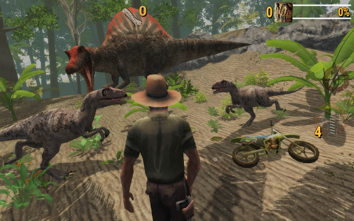 Dinosaur Safari: Online Evolution  screenshots 14