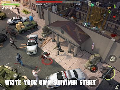Prey Day Mod Apk: Survive the Zombie (GOD MODE) Download 8