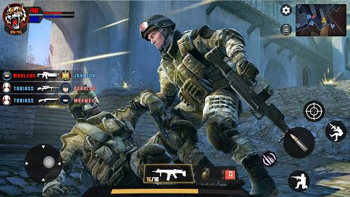 Black Ops SWAT - Offline Action Games 2021 1.0.5 screenshots 1