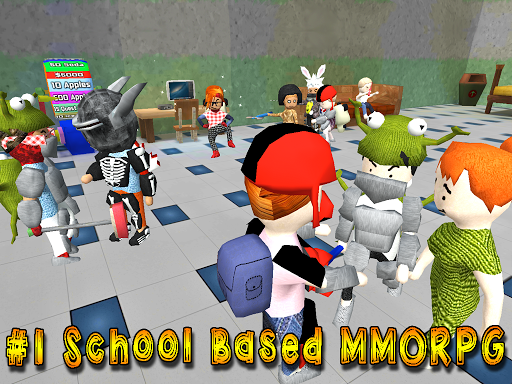 School of Chaos Online MMORPG apkpoly screenshots 17