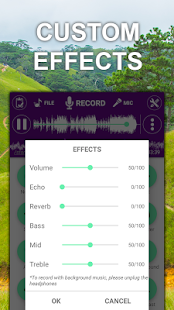 Voice changer sound effects Screenshot