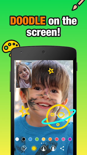 JusTalk Kids - Safe Video Chat and Messenger  Screenshots 6