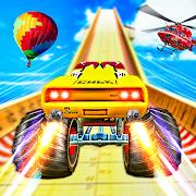 Monster Truck Mega Ramp Stunts: Racing game 2021