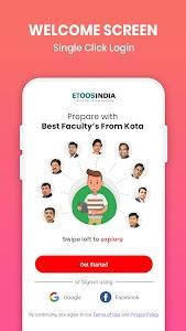 EtoosIndia: JEE, NEET, CBSE, Foundation Prep App 1.2.54