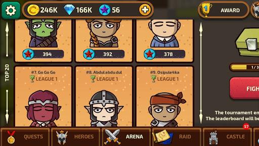 Raid Heroes: Sword And Magic 2.0.0 screenshots 19