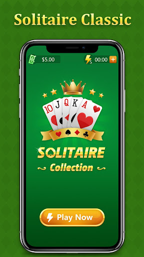 Solitaire Card Collection - Free Classic Game  screenshots 4