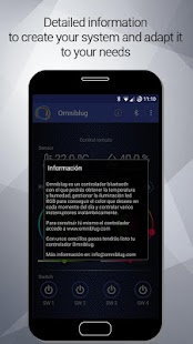 Omniblug Bluetooth Screenshot