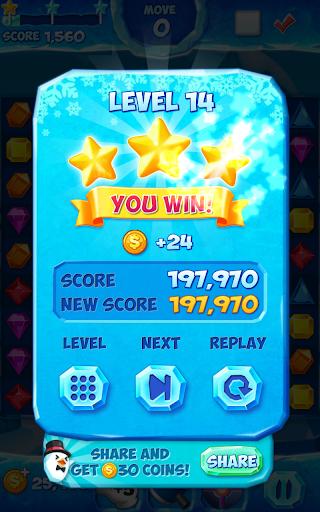 Jewel Pop Mania:Match 3 Puzzle 20.1208.09 screenshots 5