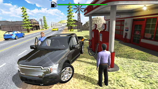 Offroad Pickup Truck Simulator  Screenshots 15
