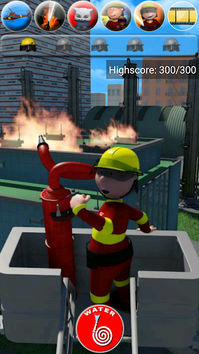Talking Max the Firefighter 210106 screenshots 4