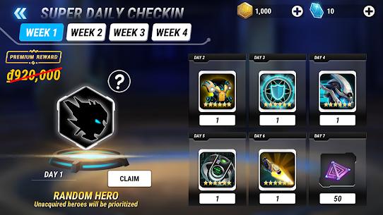 Heroes Infinity Premium MOD APK 1.35.03 (Unlimited Money) 1