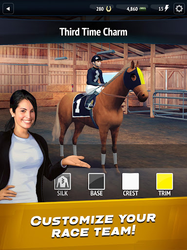 Horse Racing Manager 2021  screenshots 9