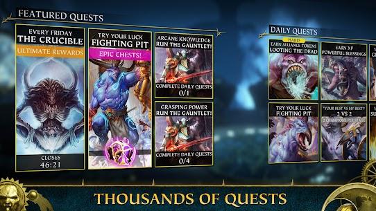 Warhammer Quest Silver Tower v1.3005 MOD APK 3
