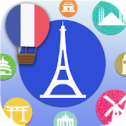 LingoCards Learn French Words for Beginner, Travel