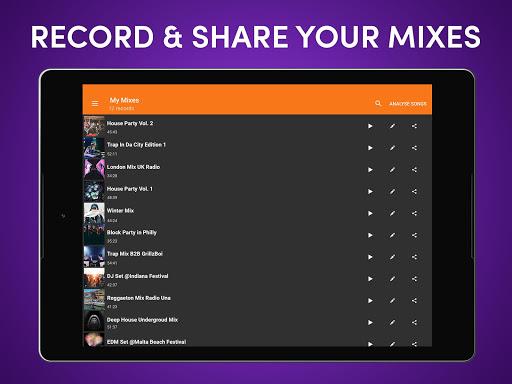 Cross DJ Free - dj mixer app 3.5.8 Screenshots 11