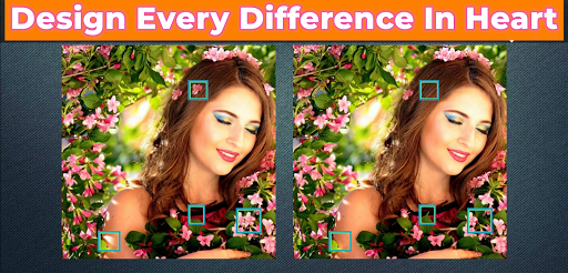 Spot Differences Puzzle u2014 Beauty Grils Pictures 1.70 screenshots 3
