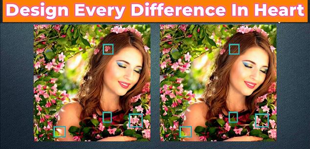 Spot Differences Puzzle — Beauty Grils Pictures 3