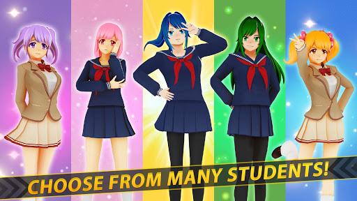 Anime Girl Run - Yandere Survival - Manga Love  screenshots 13