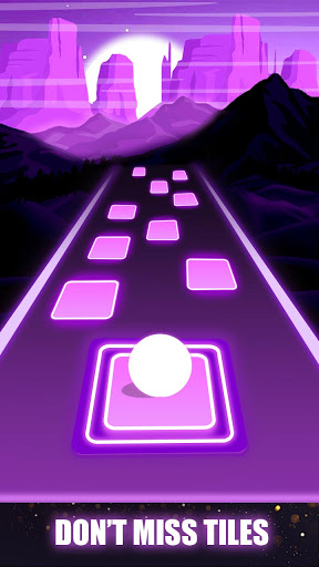 Magic Tiles Hop Ball 3d : EDM Music Games Free 1.5 screenshots 1