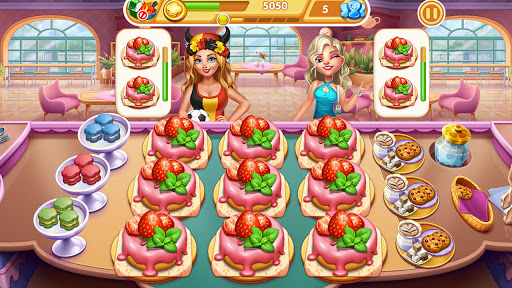 Cooking City: frenzy chef restaurant cooking games  screenshots 4