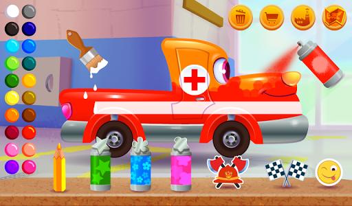 Funny Racing Cars  screenshots 15