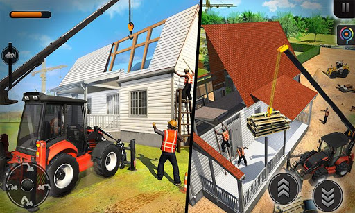Mobile Home Builder Construction Games 2021 1.9 screenshots 5