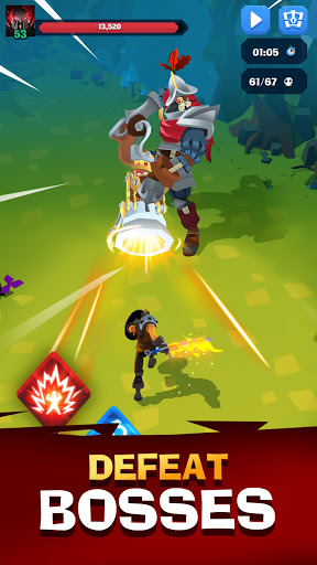 Mighty Quest For Epic Loot - Action RPG goodtube screenshots 2