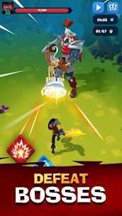 Mighty Quest For Epic Loot – Action RPG Mod Apk (High Damage) 2