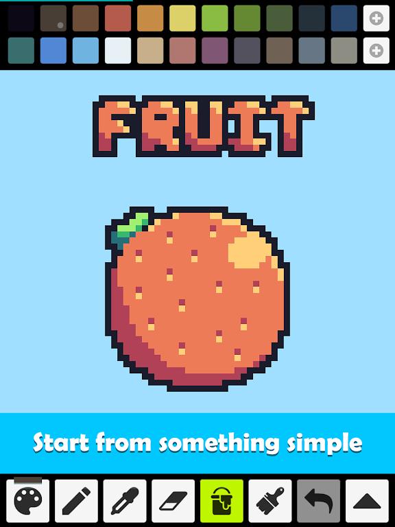 Pixel Studio - Pixel art editor, GIF animation  poster 12