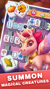 Mahjong Tour  Witch Tales Apk 4