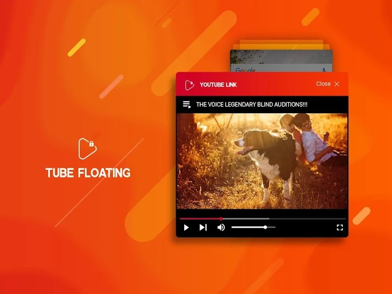 Tube Floating - Free Video Player