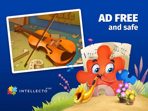 IK: Preschool learning & educational kindergarten screenshots 20