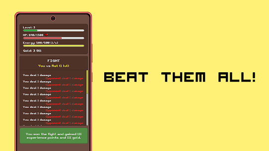 Simplest RPG Game – Text Adventure 4