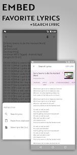 Smart Music Tag Editor Pro v21.5.16 MOD APK by Angolix 5